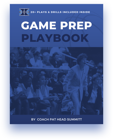 Game Prep Playbook with Pat Summitt