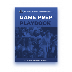 Pat Summitt Game Preparation Playbook