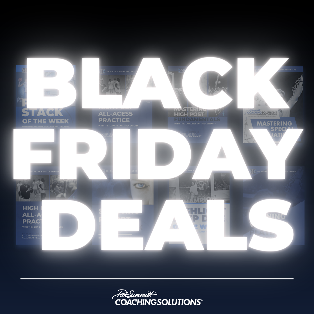THE BLACK FRIDAY 4-DAY SALE HAS ARRIVED